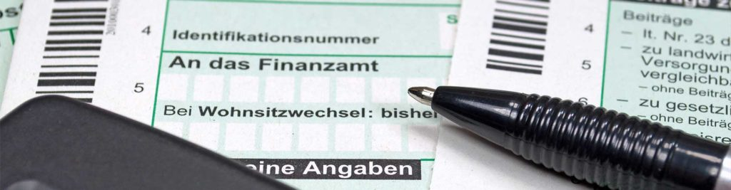 Rechtsanwalt für Steuerrecht in Frankfurt